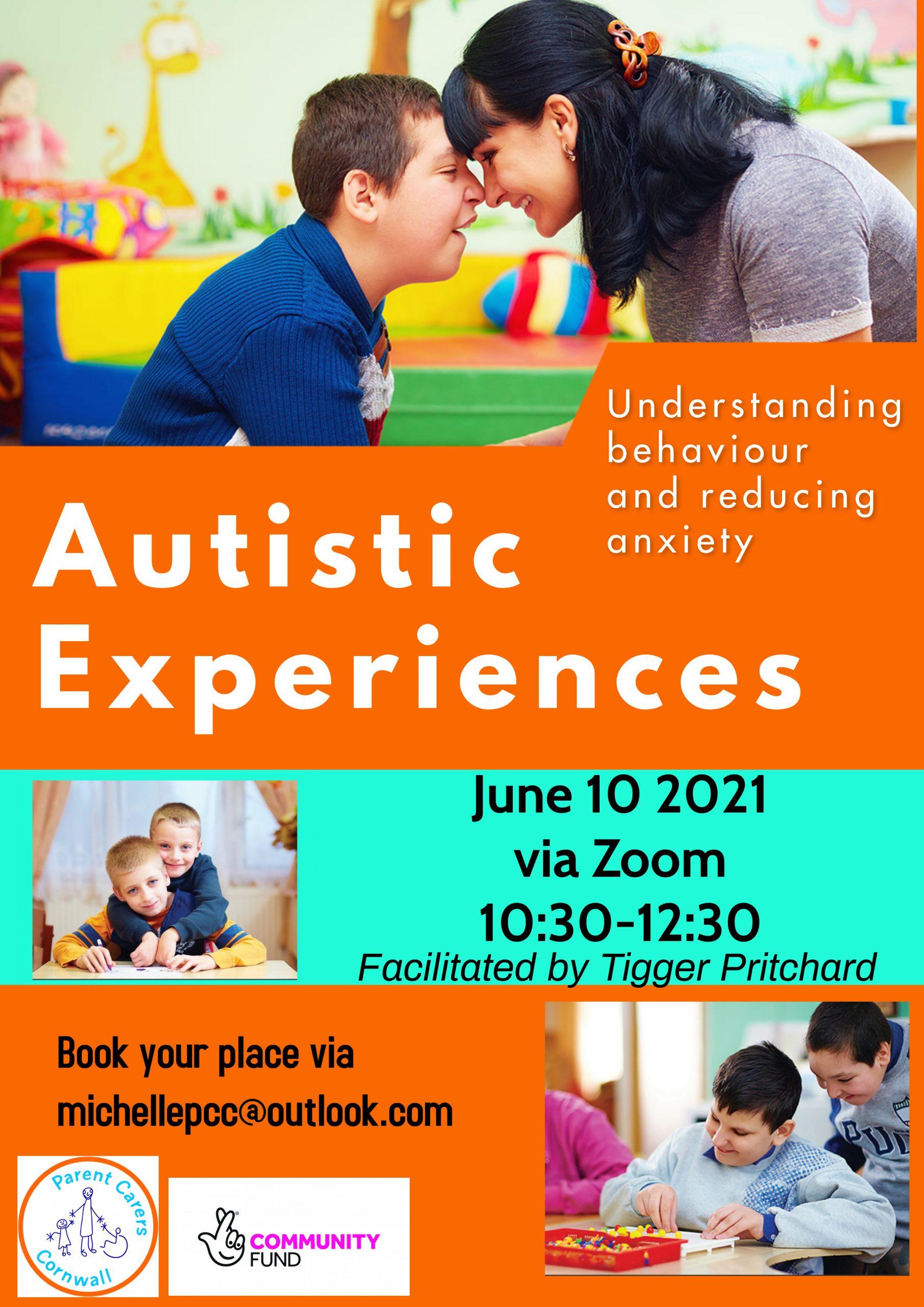 Autistic Behaviours
